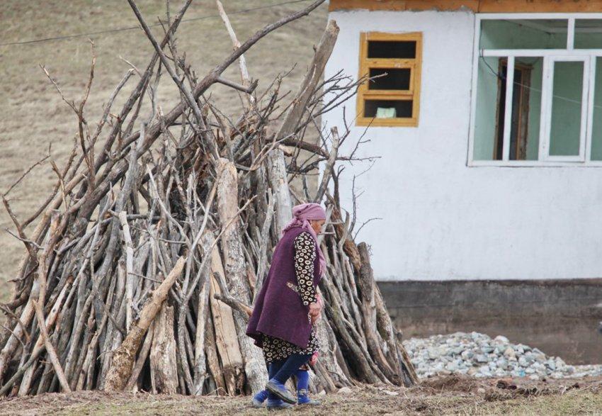 Исчезающий Кыргызстан: Прощай, Арсланбоб!