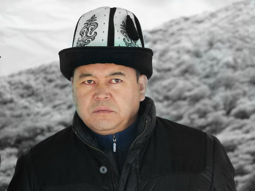 Мирлан Исакбекович Бакиров