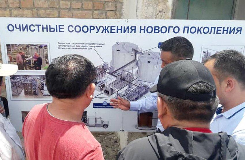 На Иссык-Куле один из пансионатов сбрасывал неочищенные сточные воды прямо в озеро