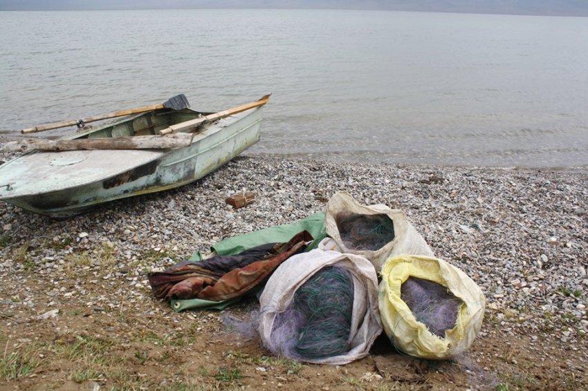 ФОТОРЕПОРТАЖ. Последняя рыба. Последнего озера.