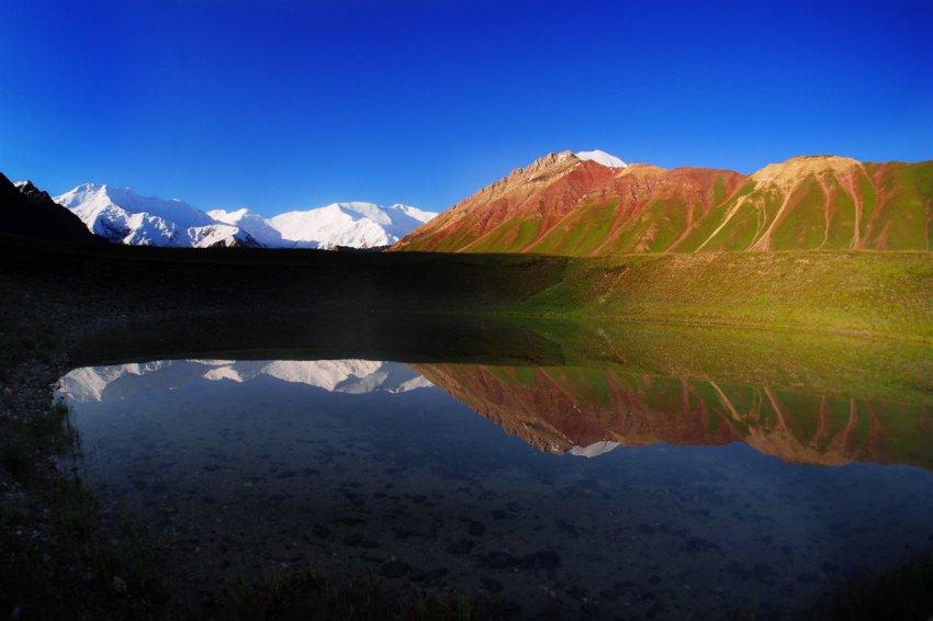Краткие сведения о заповедниках Кыргызской Республики