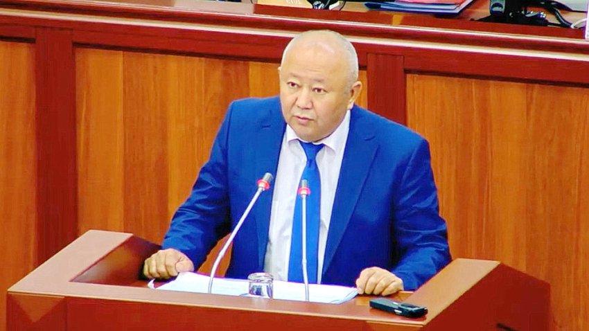 Депутаты отчитали нового руководителя Государственного агентства охраны окружающей среды и лесного хозяйства который ничего не знает об отрасли