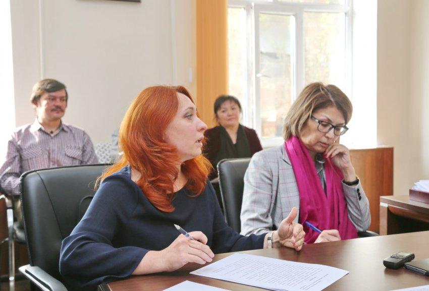 По инициативе общественных экологических организаций, состоялась встреча с новым руководством Государственного агентства охраны природы