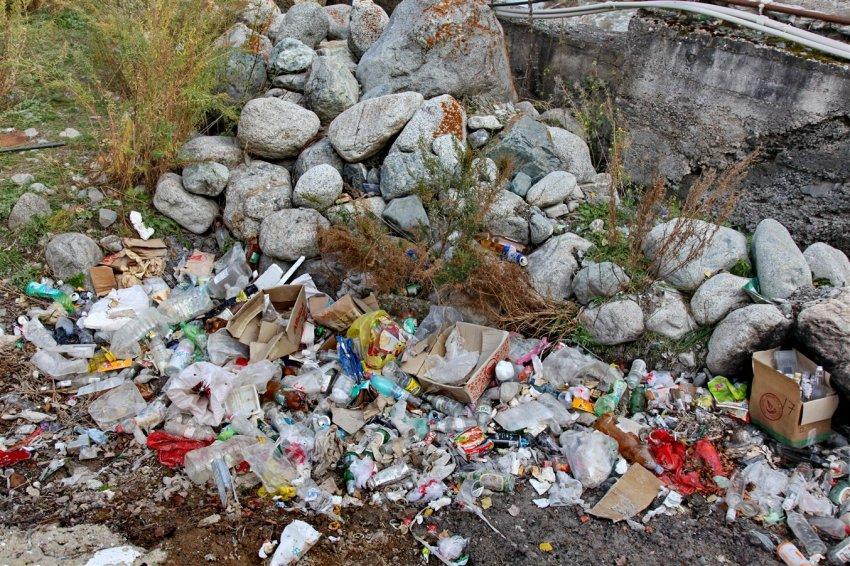 Исчезающая красота Иссык-Атинского ущелья