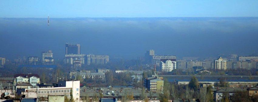 В 2018 году объем выбросов загрязняющих веществ в атмосферный воздух  составил 56,7 тыс. тонн
