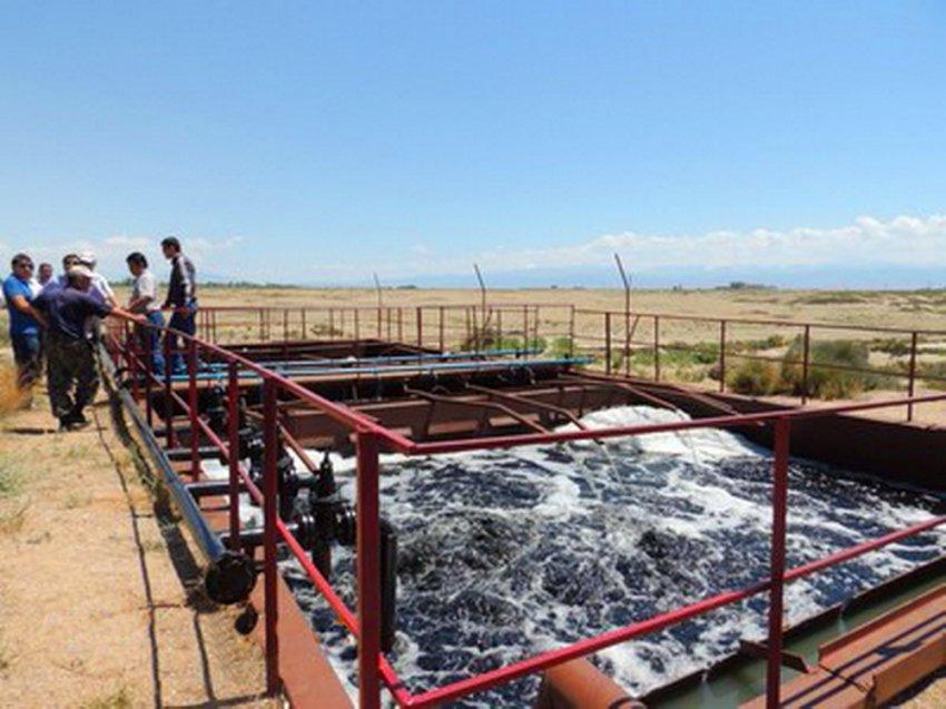 В Иссык-Кульской области есть 112 очистных сооружений, из них работают 84.