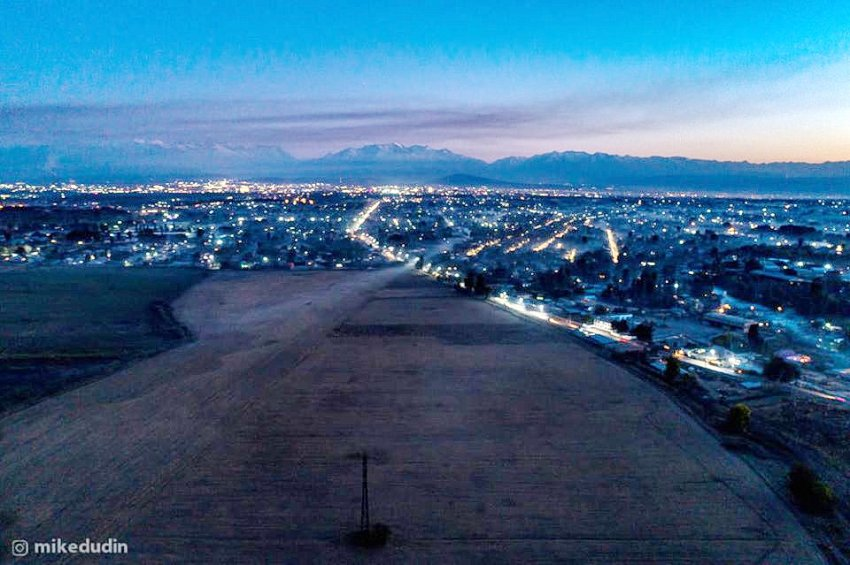 Нечем дышать. Под Бишкеком годами горит мусорный полигон.Фото. Видео.