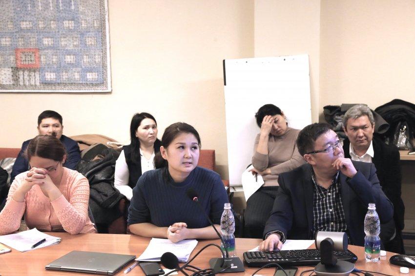 ИЦАИ АУЦА на Green Week-2019: пилотные проекты по учету природных ресурсов в Кыргызстане