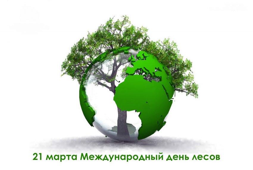 21 марта - Международный день лесов. International Day of Forests. Кыргызстан