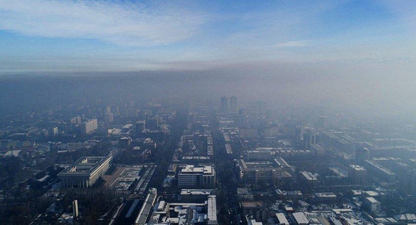 Дастан Бекешев: Бишкек движется к экологической катастрофе