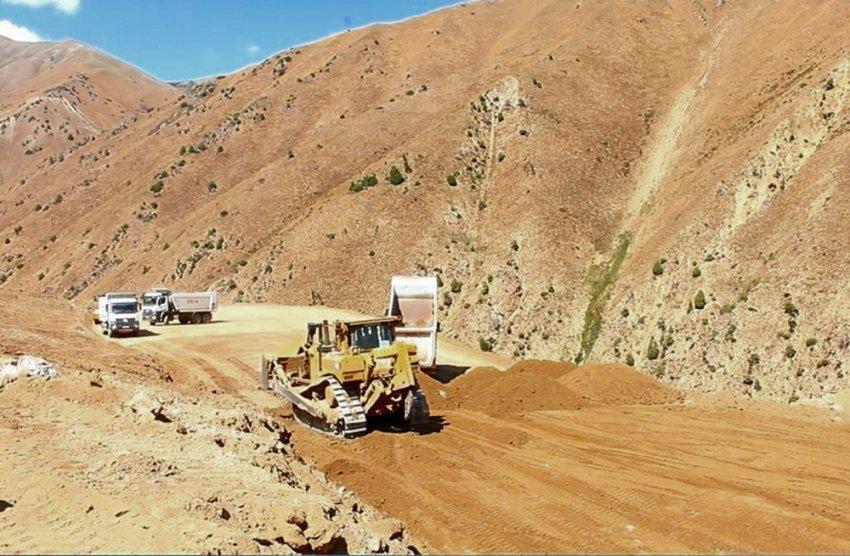 Возобновлено уголовное дело по факту  фиктивных рекультивационных работ на месторождении в Чаткале