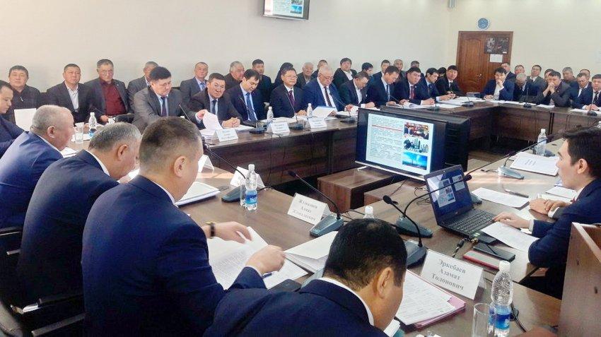 Главам государственных парков, заповедников и лесных хозяйств Кыргызстана объявлены выговоры