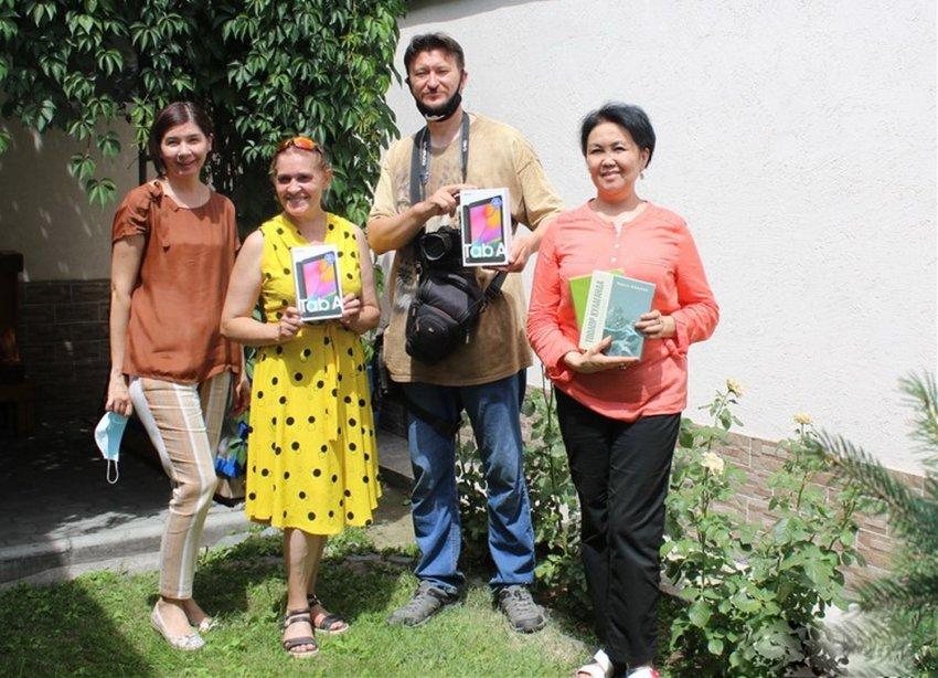 Подведены итоги конкурса среди СМИ и независимых журналистов на тему сохранения орехоплодовых лесов на юге Кыргызстана