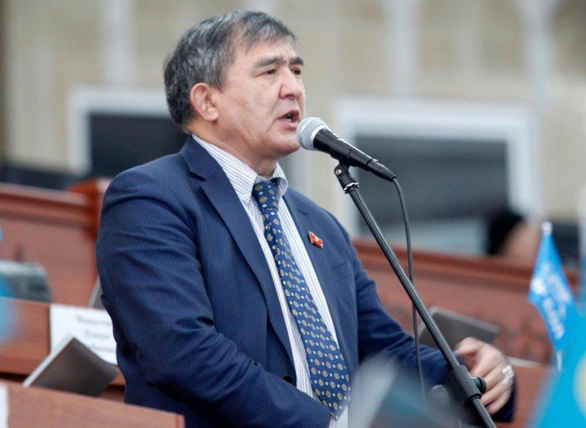 Депутат Экмат Байбакпаев: Пусть охотники привозят из Кыргызстана красивые фотографии, а не трофеи