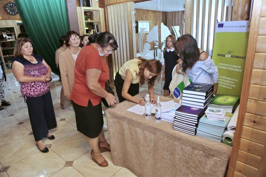 В Бишкеке прошел круглый стол по освещению в СМИ вопросов изменения климата и биоразнообразия ЦА