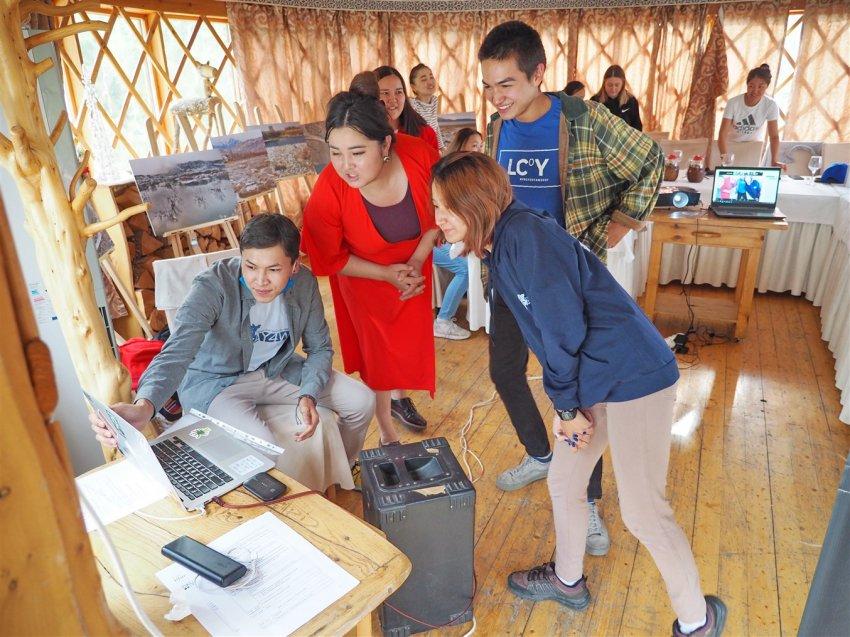 Чу-Талас: первый молодежный диалог Казахстана и Кыргызстана