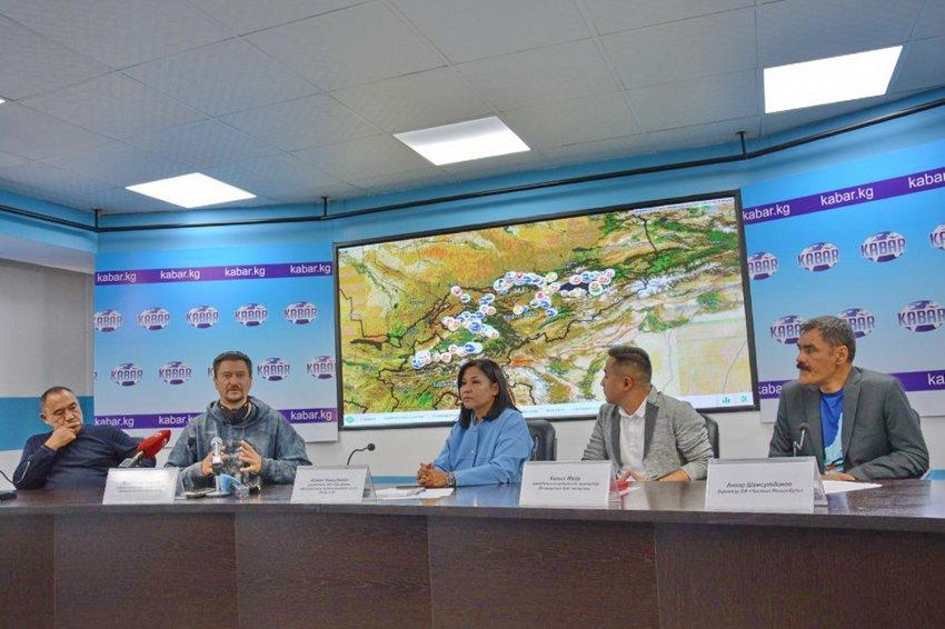Кыргызстан стал лидером среди 190 стран по числу волонтеров, участвовавших в планетарном субботнике